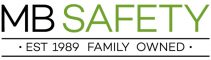 MB Safety family owned logo